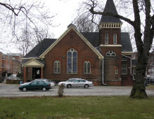 New Utrecht Reformed Church