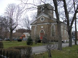 New Utrecht Reformed Church. (Photo by